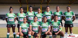 Women - Asia 7's 2019 Second leg