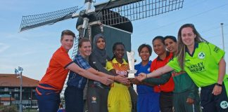 Women's T20 World Cup qualifiers