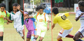 Thihariya & Kotte women into Division II semi-finals