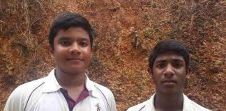 Yesith Kalupahana and Nimuthu Gunawardena