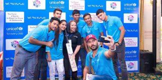 Yuvraj Singh and U19 cricket stars
