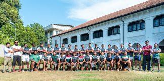 Photos: Zahira College 1st XV Team 2018