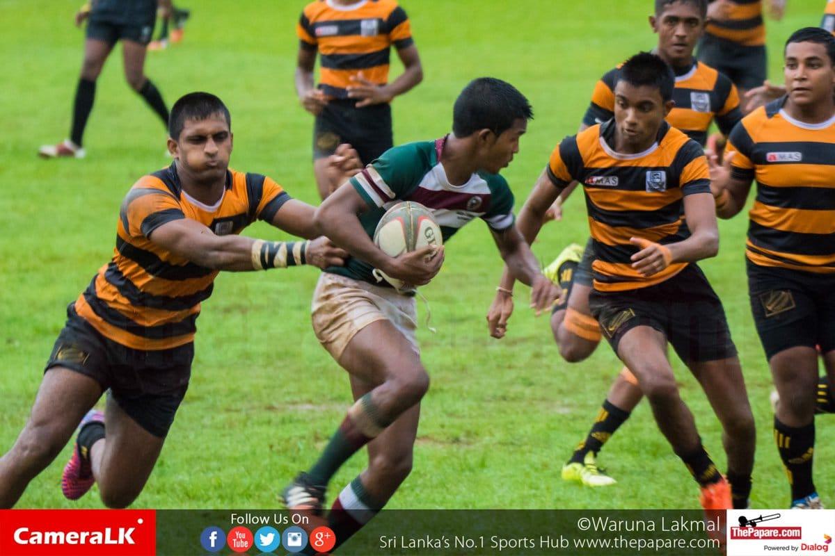 Zahira College Vs DS Senanayake College