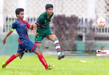 Zahira College v Maris Stella College - U18 Division I Schools' Football Championship 2018