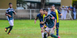 Zahira College vs St.Peter's College - Schools Football