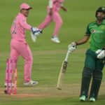 Fakhar Zaman run out on 193 after