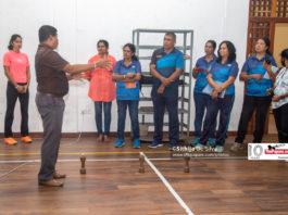 Netball Federation of Sri Lanka conducted an Intermediate Coaching Course