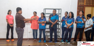 Netball Federation of Sri Lanka conducted an Intermediate Coaching Course