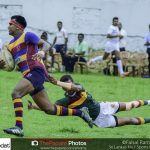 Schools Rugby - B Div Maliyadeva College v Lumbini College