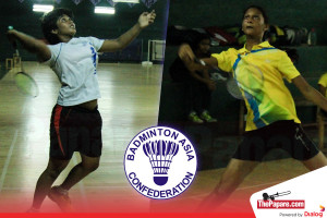 32 member Sri Lanka contingent for Asia Junior Badminton