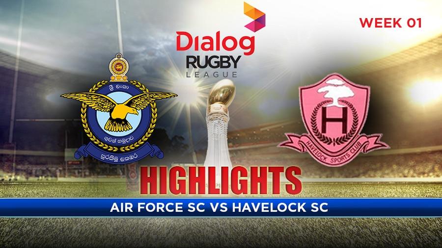 Air Force SC v Havelock SC