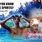 ThePapare Aquatic Sports Trivia Episode 1