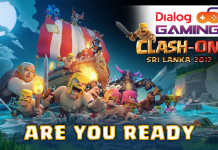 Dialog Gaming Clash On 2017