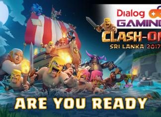 Dialog Gaming Clash On 2017