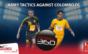 How Army avenged loss to Colombo FC