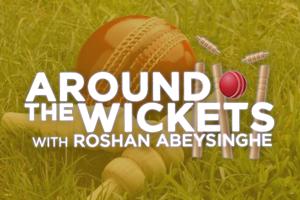 around the wicket