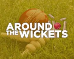 around the wickets