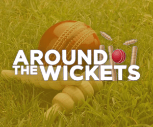 around the wickets