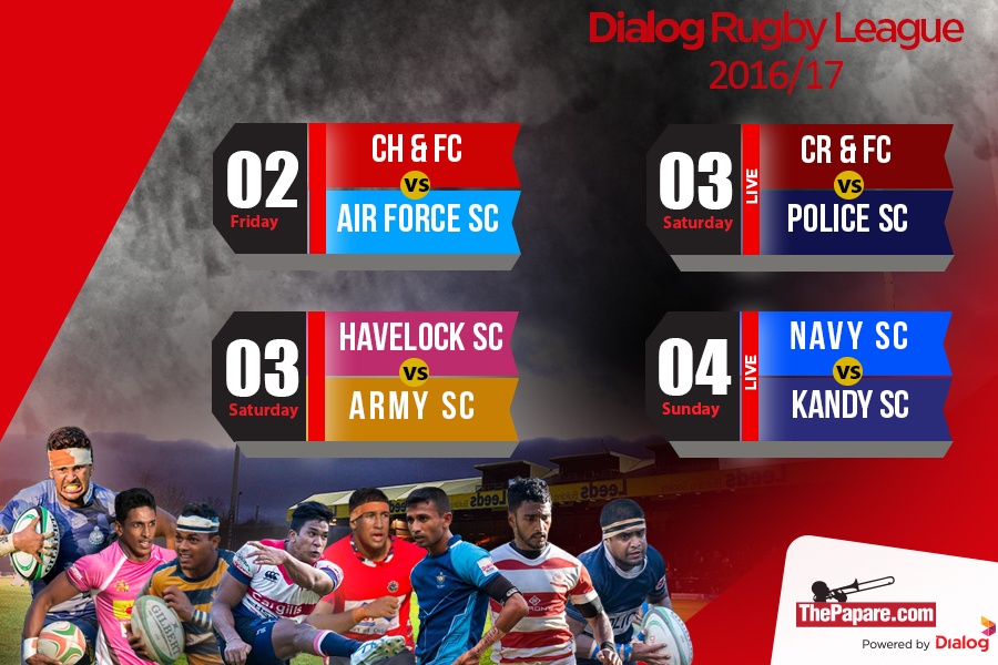 Dialog Rugby League Week 05