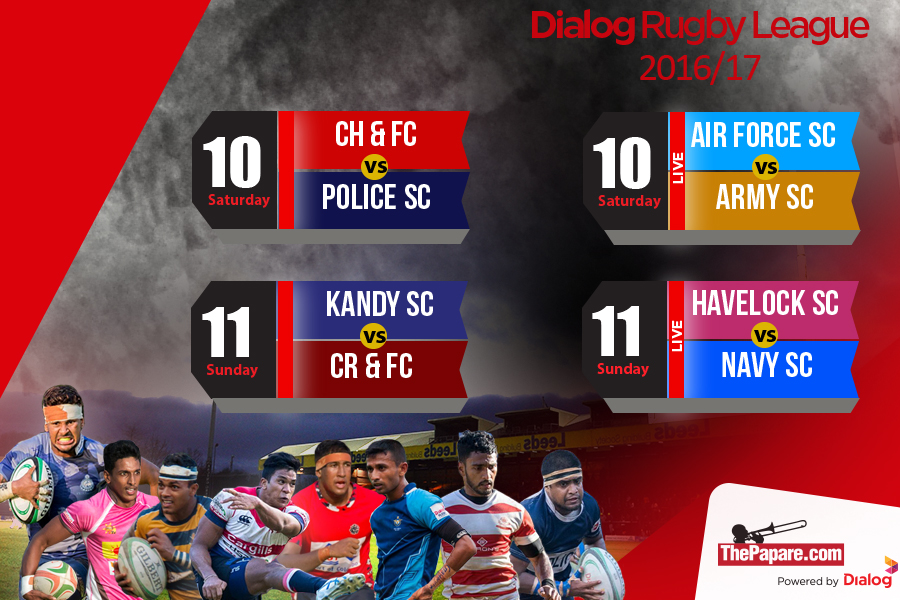 Dialog Rugby League Week 6