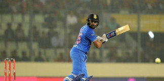 Sharma sets up crushing win for India over Bangladesh