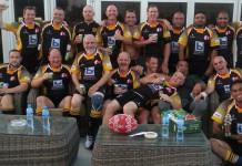 Bahrain Rugby Team