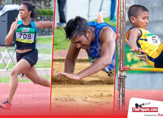 53rd Ceylon Track & Field meet 2016