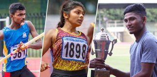Junior National Athletic Championship 2019