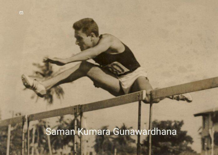 Sri Lankan Former Athlete