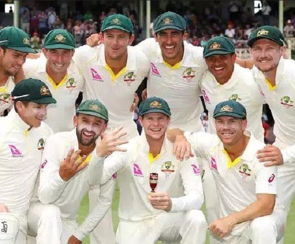 Ashes fifth test report Australia vs England