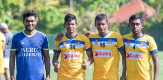 Three players recalled