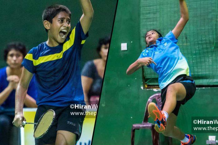 World Junior Badminton Championships