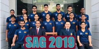 Sri Lanka Badminton Team for South Asian Games 2019 Preview