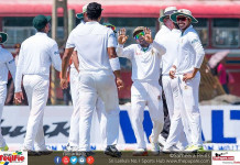 Bangladesh's 100th Test