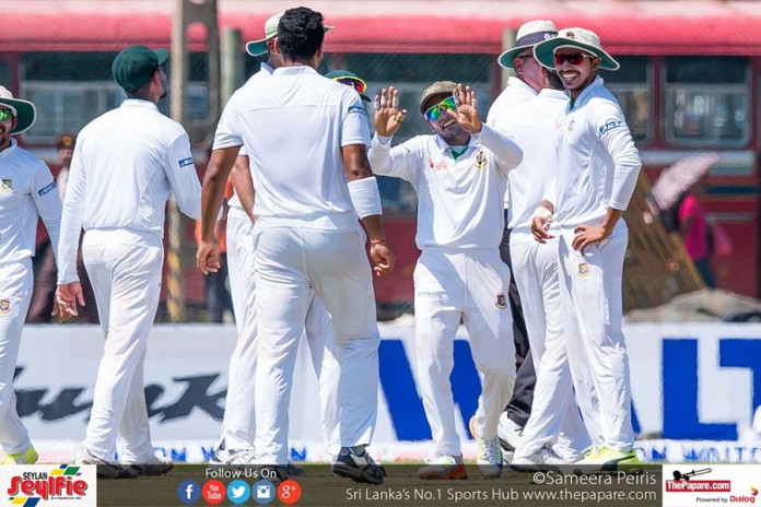 Bangladesh's 100th Test