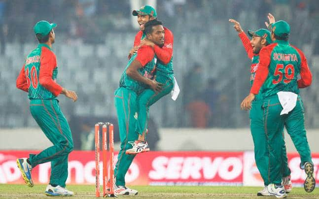 Bangladesh stun Pakistan to reach Asia Cup final