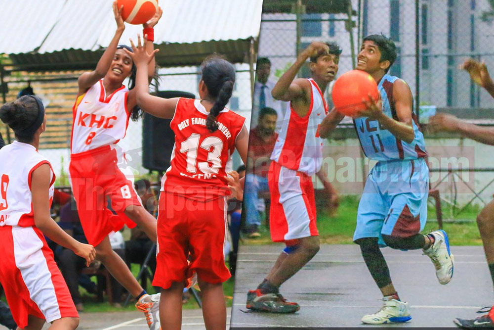 BB Vipulananthan Memorial Basketball tournament