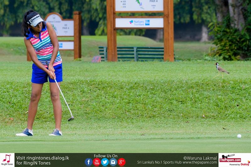 Kayla Perera earns Top Seed status in Junior Girls Match-Play