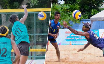 2019 South Asian Games Beach Volleybal
