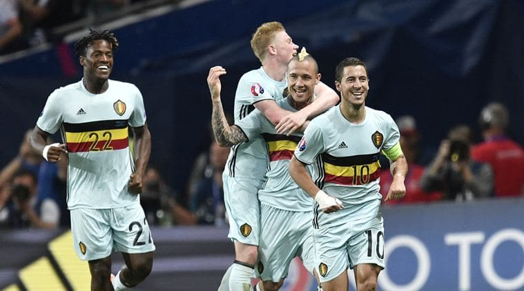 Hazard inspires Belgium to 4-0 defeat of Hungary