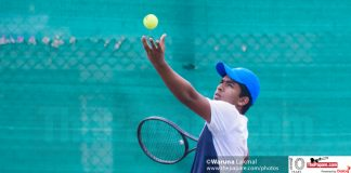 Sri Lanka Nationals Tennis Tournament - Day 10