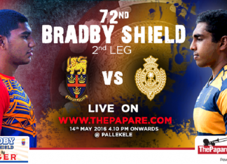 72nd Bradby 2nd leg