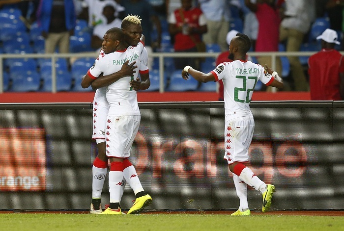 Burkina Faso finish third at the African Nations Cup