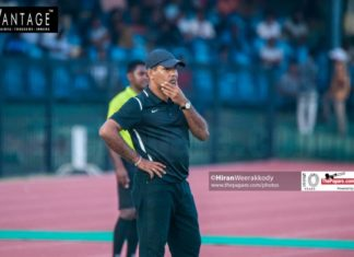 Mahinda Galagedara released from duties as the Assistant Coach of Sri Lanka football team