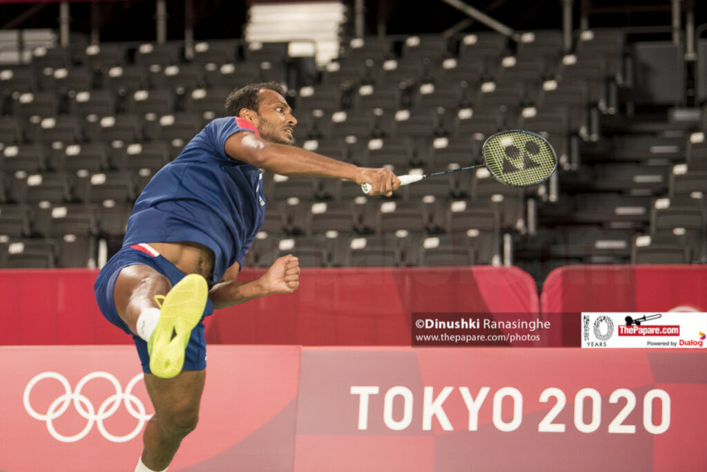 NIiluka Karunarathne Tokyo Olympic