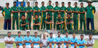 U19 Cricket - Jan 4th