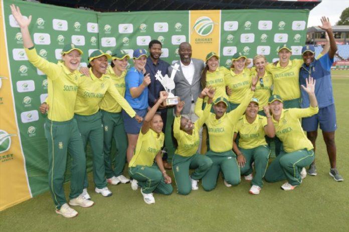 Women 2nd T20I