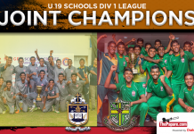 St. Peter's and St. Sebastian's declared joint champions
