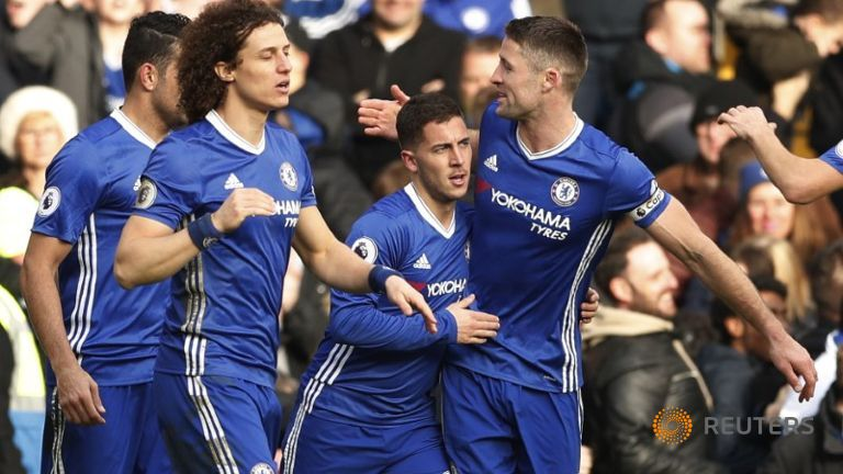 Chelsea, Tottenham dominate PFA Team of the Year