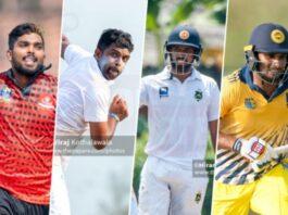 Sri Lanka Cricket domestic season